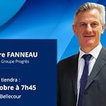 Petits-Dej' de l'Économie avec Pierre FANNEAU
