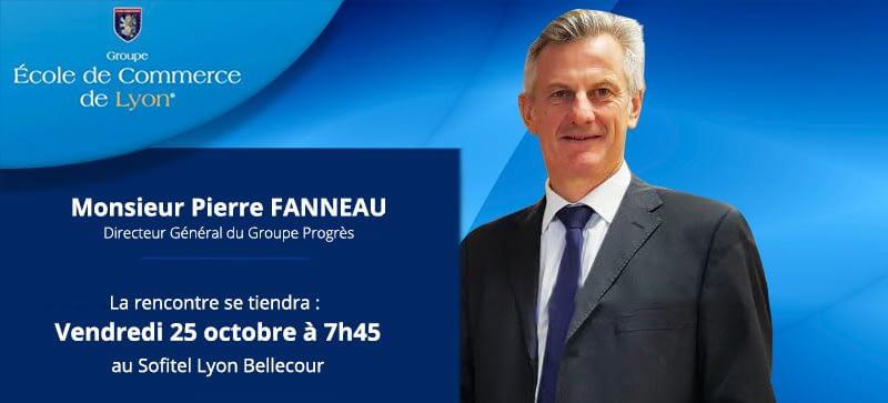 Read more about the article Petits-Dej' de l'Économie avec Pierre FANNEAU