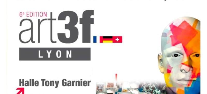 Read more about the article 7e édition du Salon international d'art contemporain (art3f)